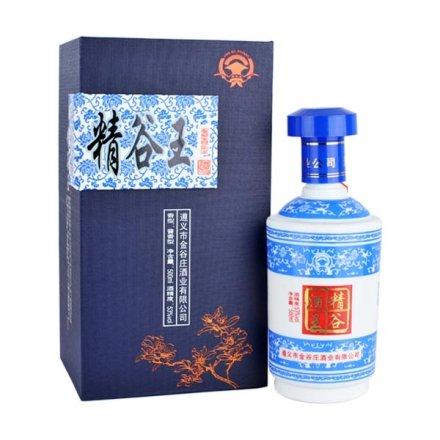 (清仓)53°精谷王酒500ml