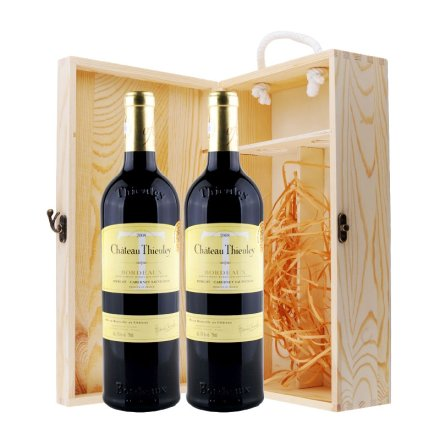 九鼎之尊法国名庄红酒礼盒
