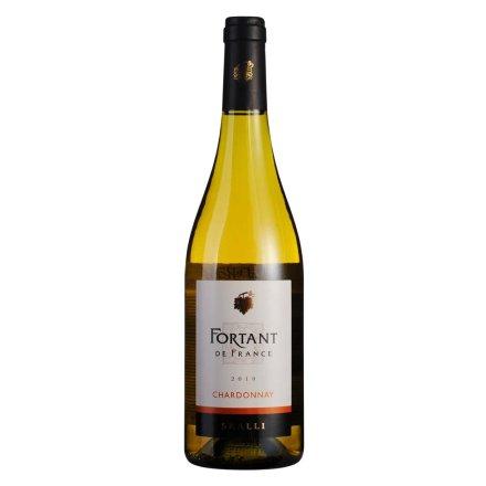 【清仓】法国花都莎当妮干白葡萄酒