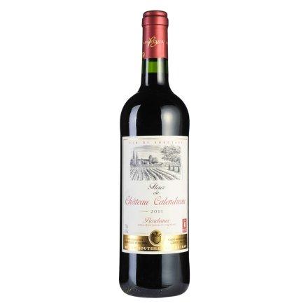 【清仓】法国凯灵顿庄园之花干红葡萄酒