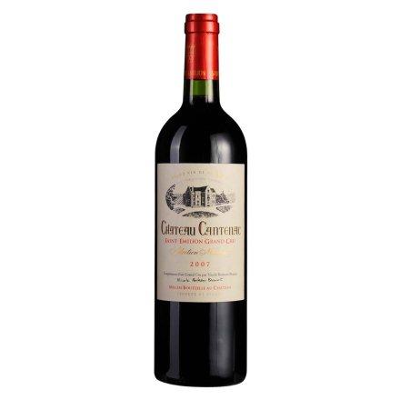 【清仓】法国康田庄红葡萄酒
