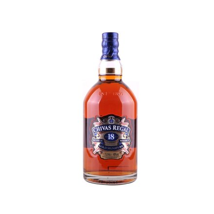 (清仓)40°芝华士18年苏格兰威士忌1750ml