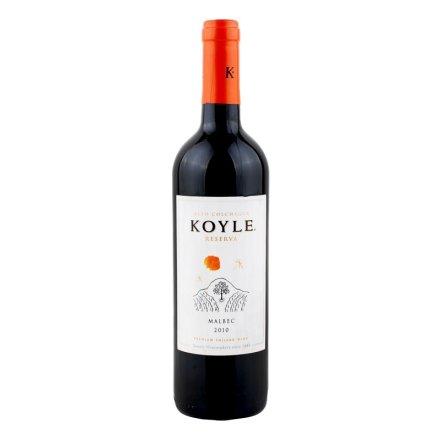 智利柯莱窖藏马尔贝克干红葡萄酒
