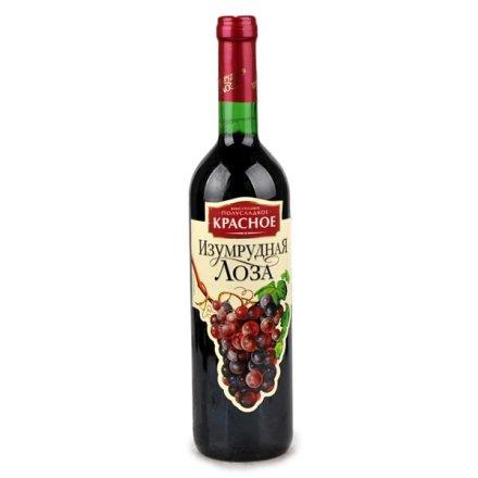 (清仓)俄罗斯绿藤干红葡萄酒