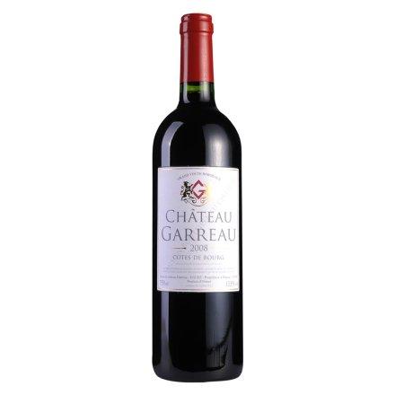 法国嘉河古堡干红葡萄酒