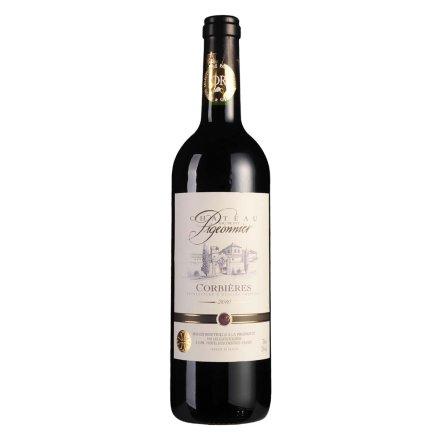 【清仓】法国信鸽堡干红葡萄酒
