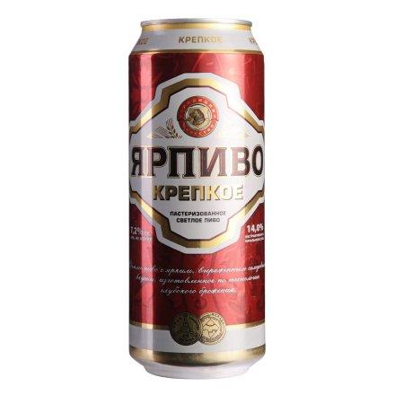 俄罗斯波罗的海烈性雅啤500ml