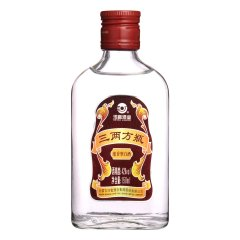 42°河套三两方瓶150ml(乐享)