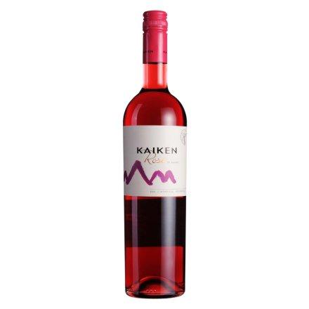 阿根廷开肯桃红葡萄酒