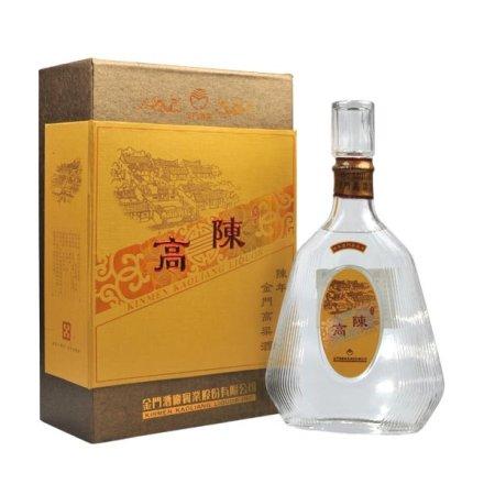 (清仓)56°陈年金门高粱酒600ml