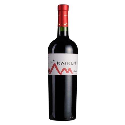 【清仓】阿根廷开肯珍藏赤霞珠干红葡萄酒
