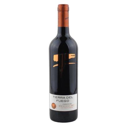 智利火地岛经典卡曼尼红葡萄酒