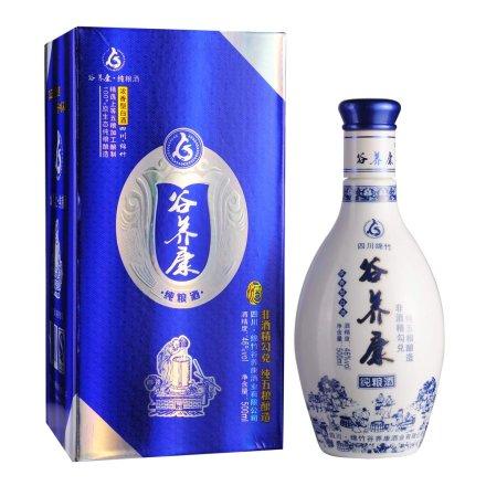 46°谷养康经典蓝纯粮原浆酒500ml