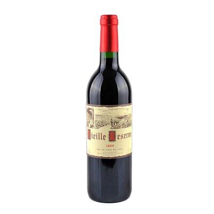 (清仓)法国威拉珍藏干红葡萄酒