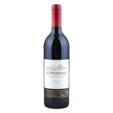 澳大利亚芬格富庄园美乐干红葡萄酒