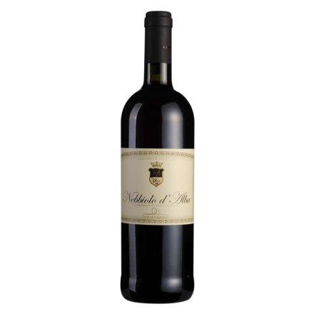 意大利泰蒂阿尔巴内比奥罗干红葡萄酒