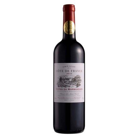 【清仓】法国科德法兰西堡红葡萄酒