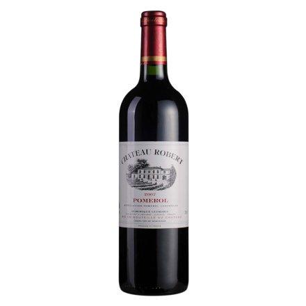 【清仓】法国罗伯特庄园红葡萄酒