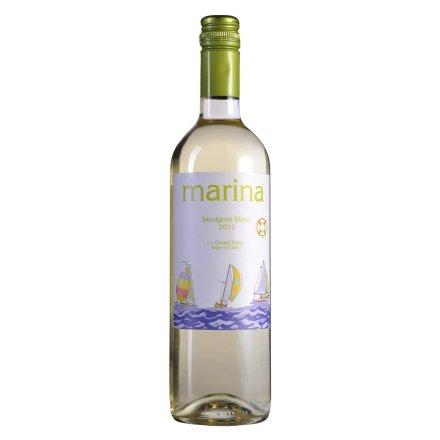 智利玛瑞拉长相思白葡萄酒