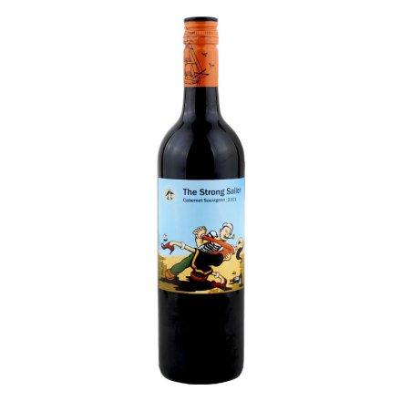 澳大利亚詹姆士水手卡本纳干红葡萄酒2011