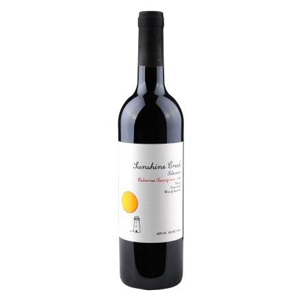 【清仓】澳大利亚阳光酒庄赤霞珠红葡萄酒2008
