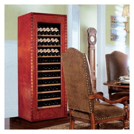 经典实木恒温酒柜MS600