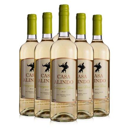 智利艾文庄园长相思干白葡萄酒(6瓶装)
