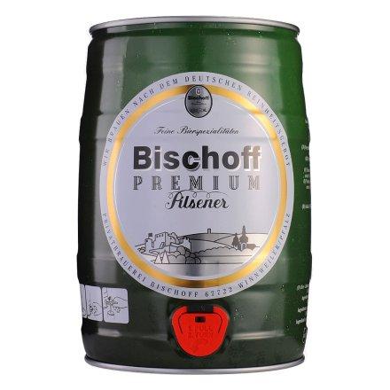 德国精灵堡特选皮尔森啤酒5L