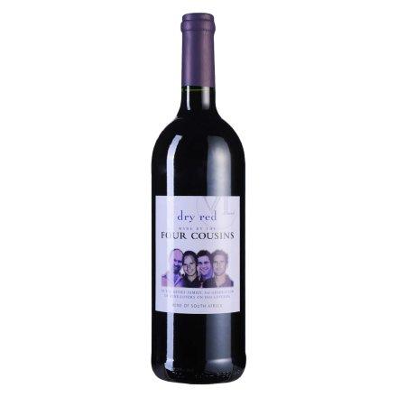 南非四兄弟干红葡萄酒
