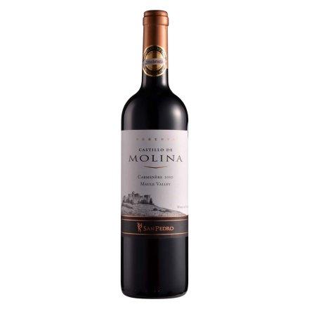 【清仓】智利莫琳娜佳美娜干红葡萄酒750ml