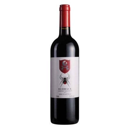 澳大利亚高尔曼红背蜘蛛解百纳沙维雍红葡萄酒750ml