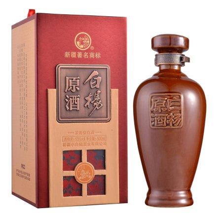 【清仓】53°白杨原酒500ml