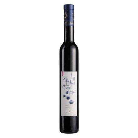 【清仓】加拿大蓝莓酒2009 375ml