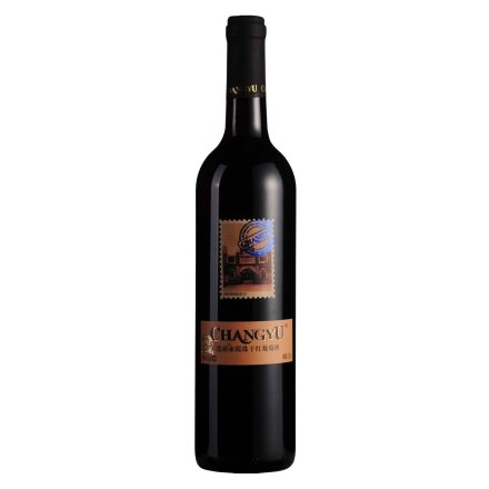 中国张裕邮票纪念版之张裕赤霞珠干红葡萄酒