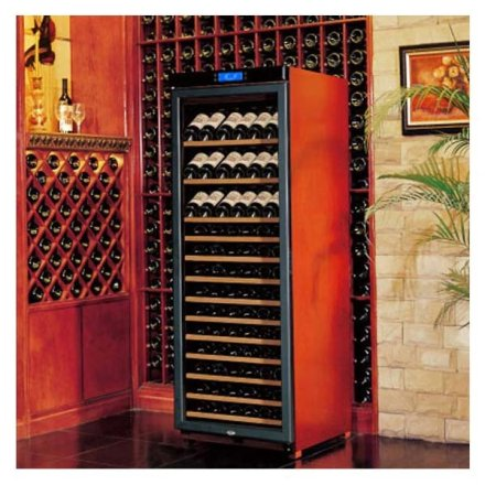 简约实木恒温酒柜W380A