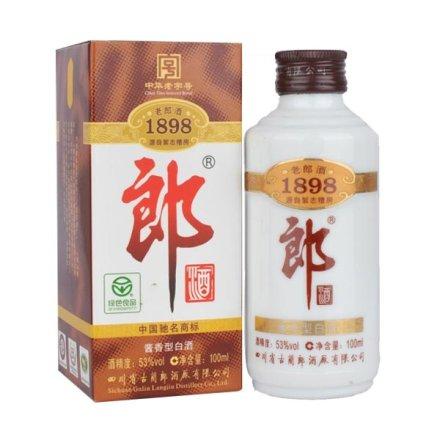 53°老郎酒1898 100ml