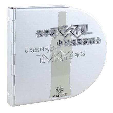 马谛氏CD盒(张学友版)