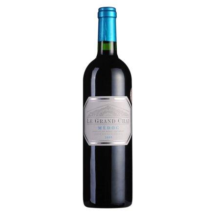 【清仓】法国格蘭舍(梅多克)红葡萄酒750ml