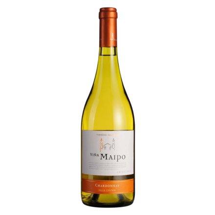 智利迈坡霞多丽干白葡萄酒