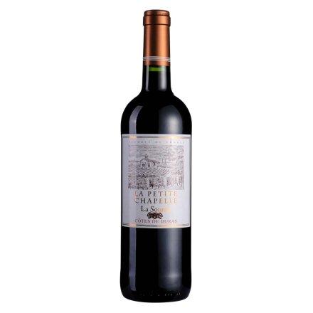 【清仓】法国杜乐丝小教堂红葡萄酒750ml