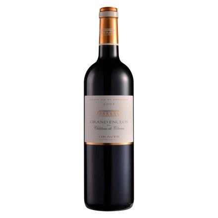 法国大栅栏森鸿庄园干红葡萄酒750ml
