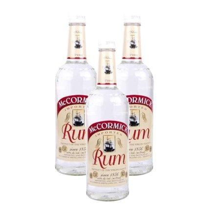 美国麦克美朗姆酒(3瓶装)