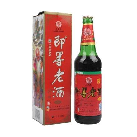 11.5°即墨老酒寿星520ml