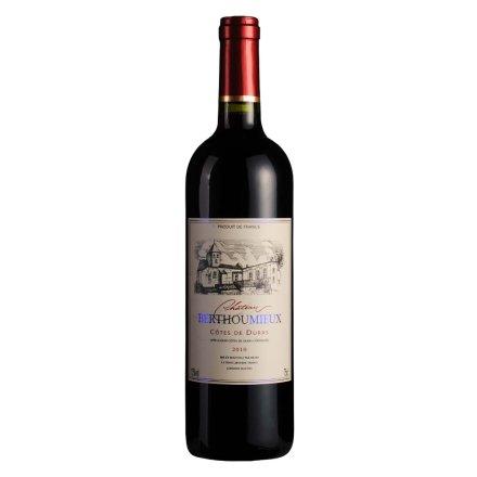 【清仓】法国百乐门古堡干红葡萄酒