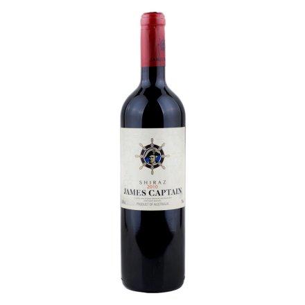 澳大利亚詹姆士船长西拉干红葡萄酒