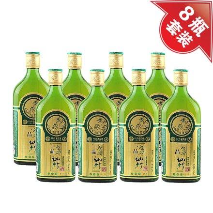 (清仓)38°金标竹十年450ml(8瓶套装)
