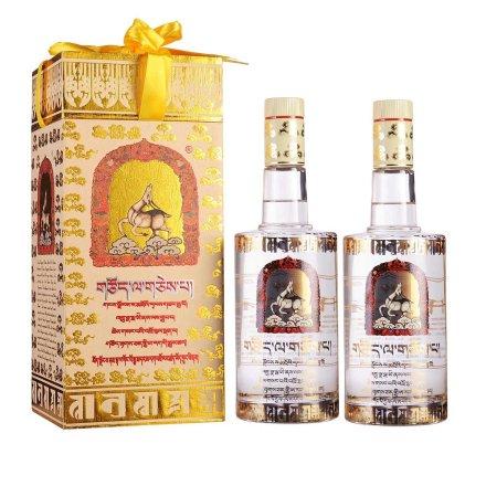 52°藏羚羊千年藏秘酒500ml(双瓶装)