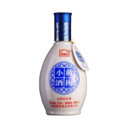 【清仓】45°黄梅小酒225ml