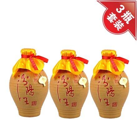 (清仓)42°泥坛汾阳王450ml (3瓶装)