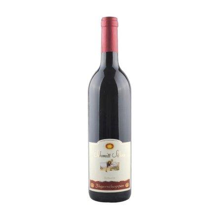 德国施密特世家杰格红红葡萄酒